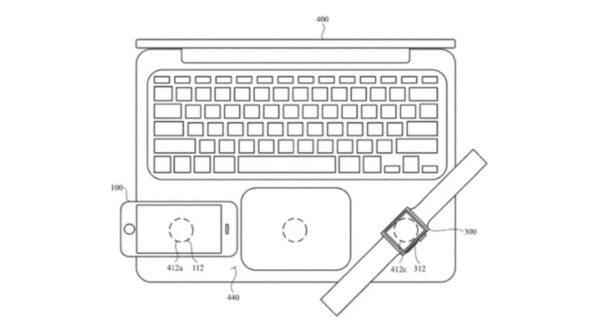 Recharge Sans Fil Macbook