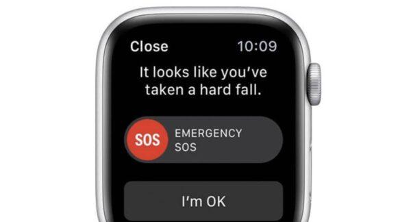 Sos Apple Watch Cycliste