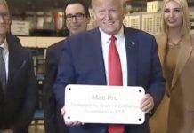 Trump Mac Pro 2019
