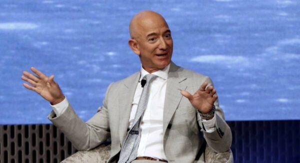 Jeff Bezos Pdg Amazon