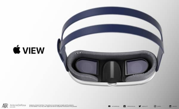 Apple View Concept Casque Ar Apple 2