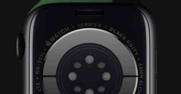 Apple Watch Series 6 Black Unity 2