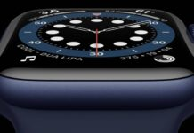 apple watch series 6 pubs f21