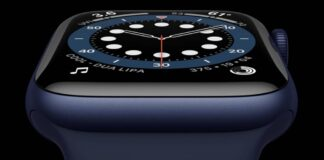 apple watch series 6 pubs f21