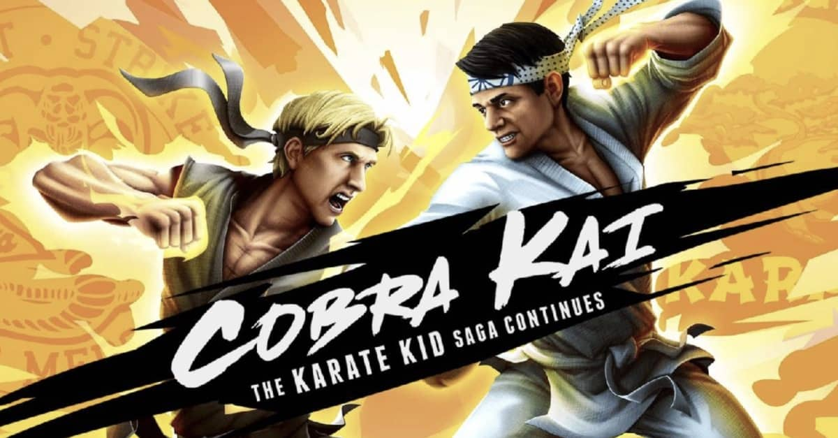 Cobra Kai App Store