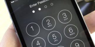 Code Iphone F21