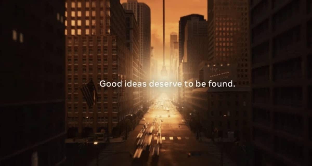 facebook good ideas deserve to be found