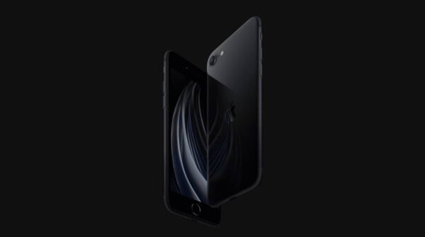 gouvernement britannique, iPhone SE 2020