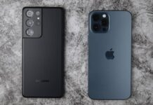 iphone 12 pro max vs galaxy s21 ultra