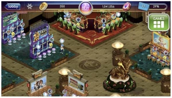 jeux casino, jeux iPhone