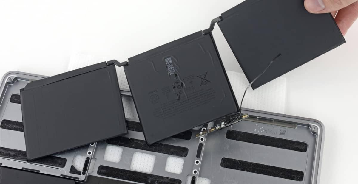 Macbook Pro 2016 17 Batteries