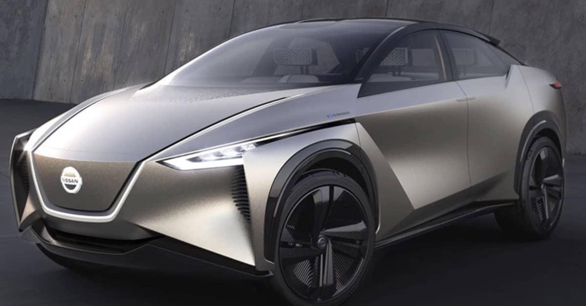 Nissan Apple Car