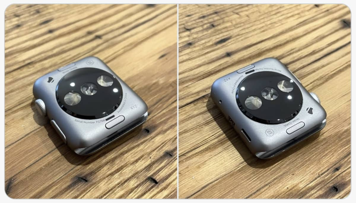 Prototype Apple Watch 1