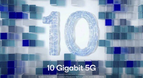 Qualcomm, modem 10 Gigabit 5G, iPhone 14,Snapdragon X65
