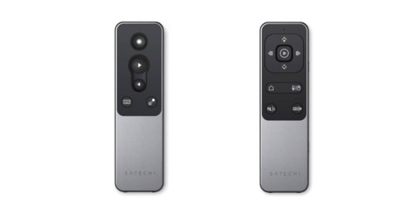 satechi deux telecommandes bluetooth ipad mac