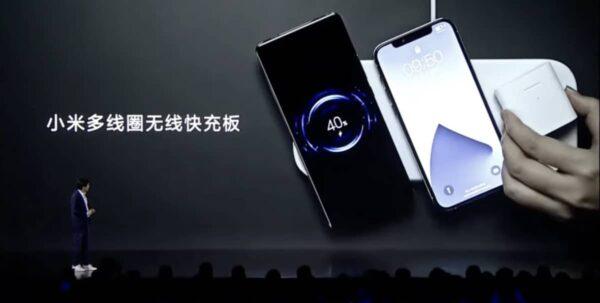 Xiaomi , AirPower, chargeur sans fil