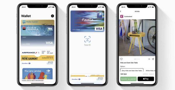 Apple Pay, antitrust