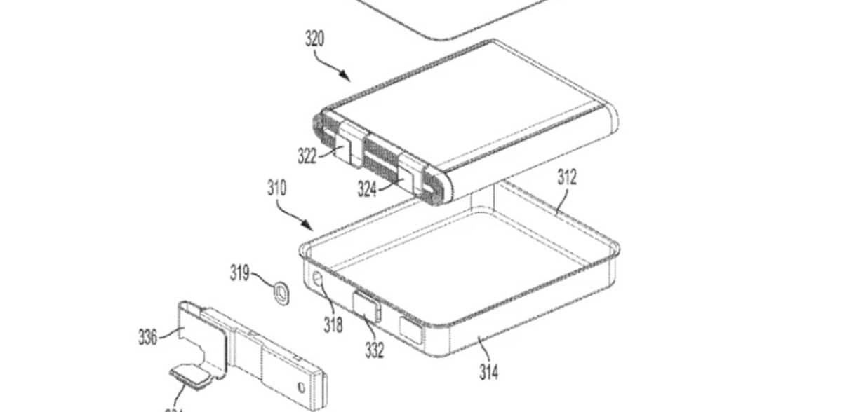 brevet grandes batteries iphone