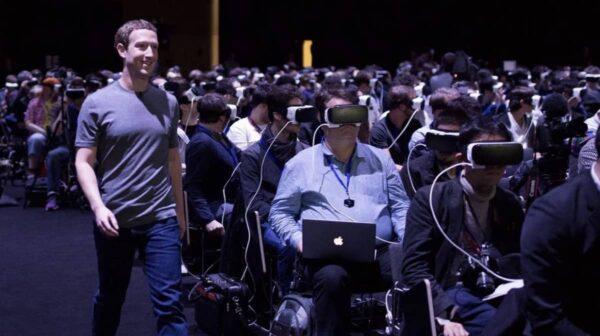 Mark Zuckerberg, casque AR Apple