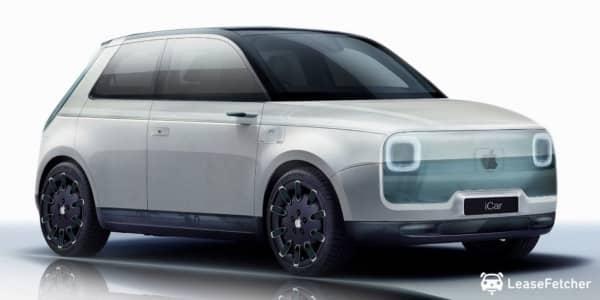 concept apple car m21