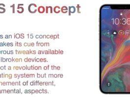 concept ios 15 m21 2