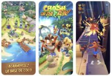 crash bandicoot on the run app store 2