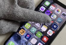 gants iphone brevet apple