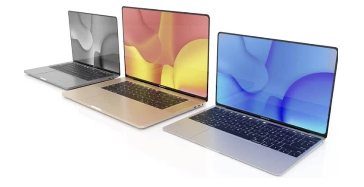 ipad macbook oled 2022