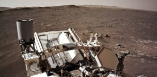 mars rover nasa processeur imac g3