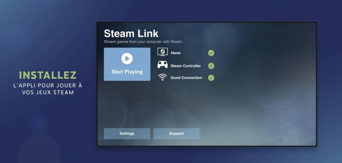 steam link mac app store