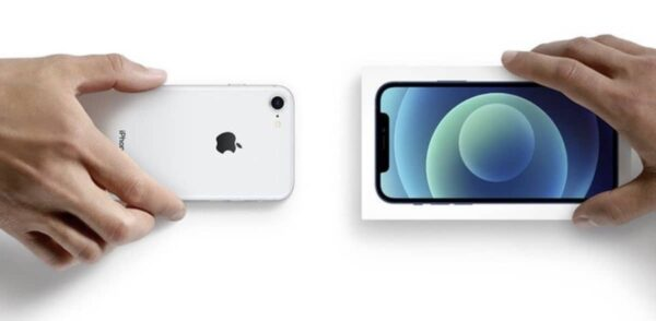 trade in Apple, reprise smartphones Android
