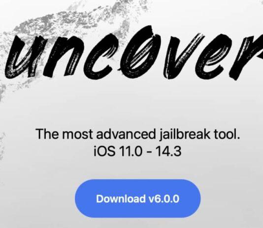 unc0ver 6 0 0 jailbreak ios 14 3