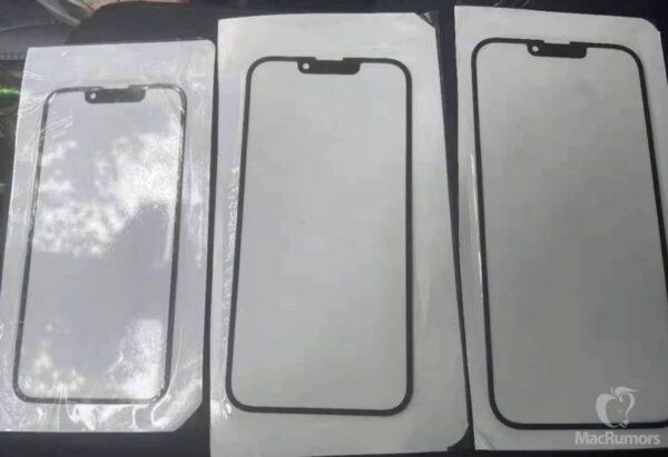 vitre iphone 13 encoche