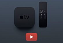 youtube apple tv m21 2