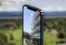 apple park tour app