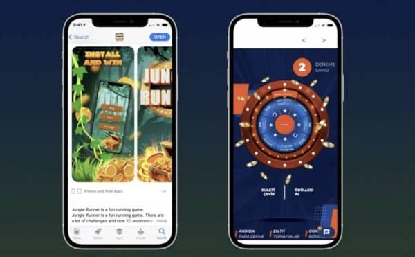 casino, applications frauduleuses, App Store