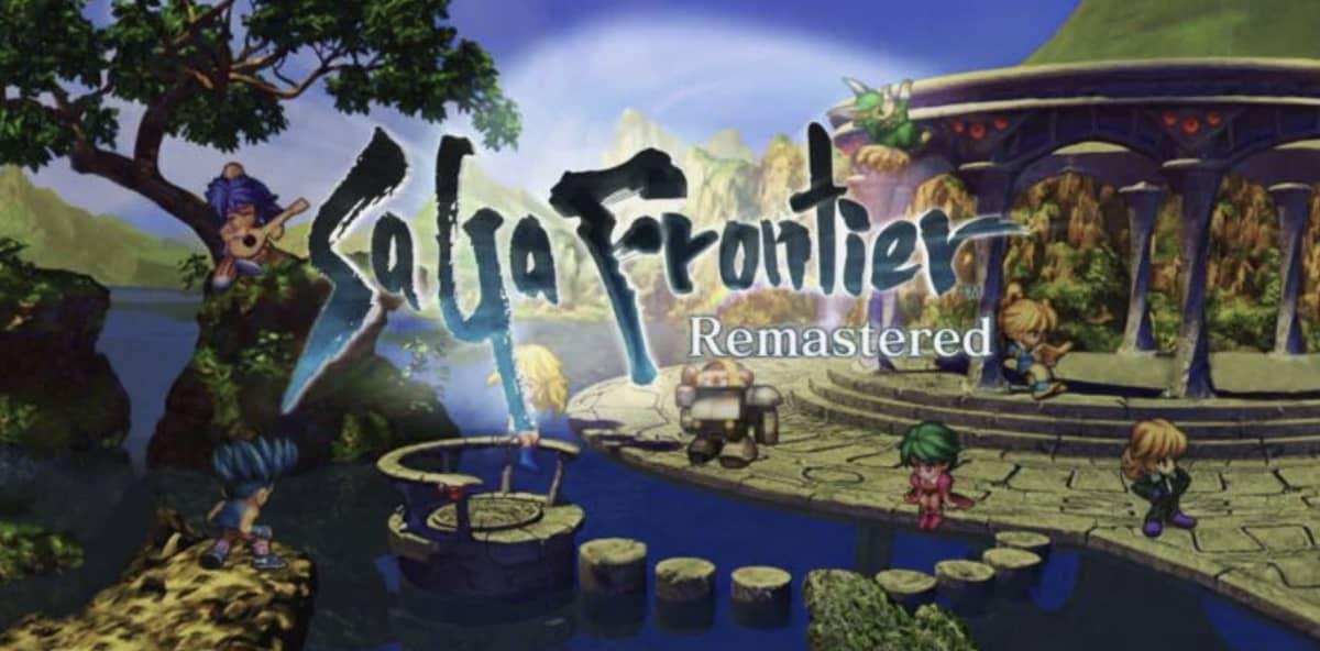 saga frontier remastered app store