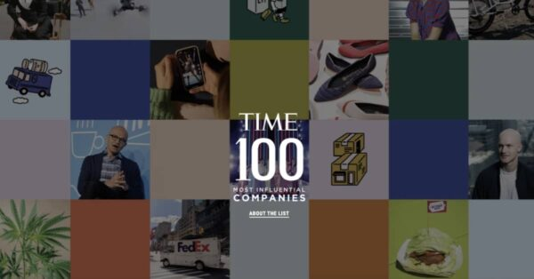 time magazine, Time100, Apple