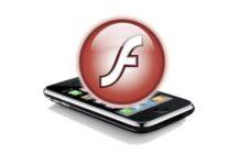 adobe flash iphone ios
