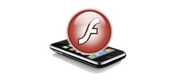 Adobe, Flash iOS