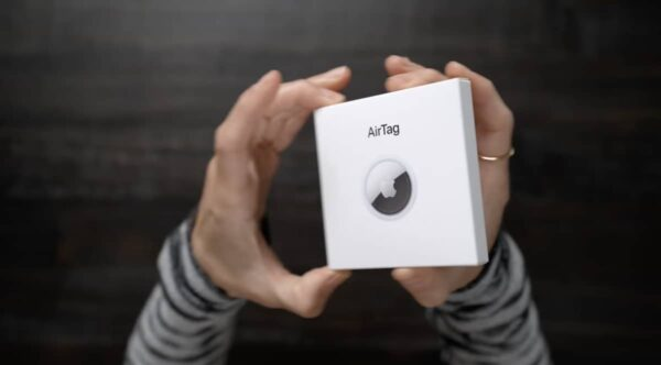 airtag unboxing