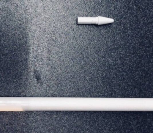 apple pencil 3 fuite a21