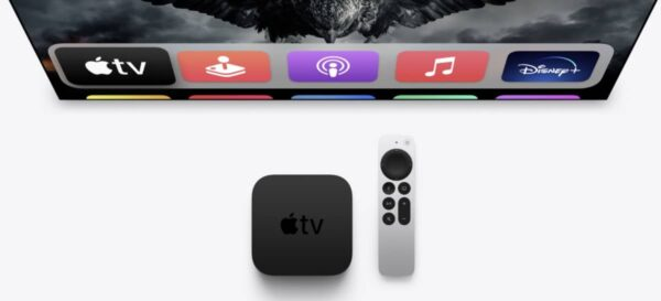 apple tv 4k lancement a21