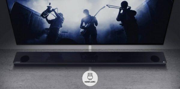 barres de son LG, AirPlay 2