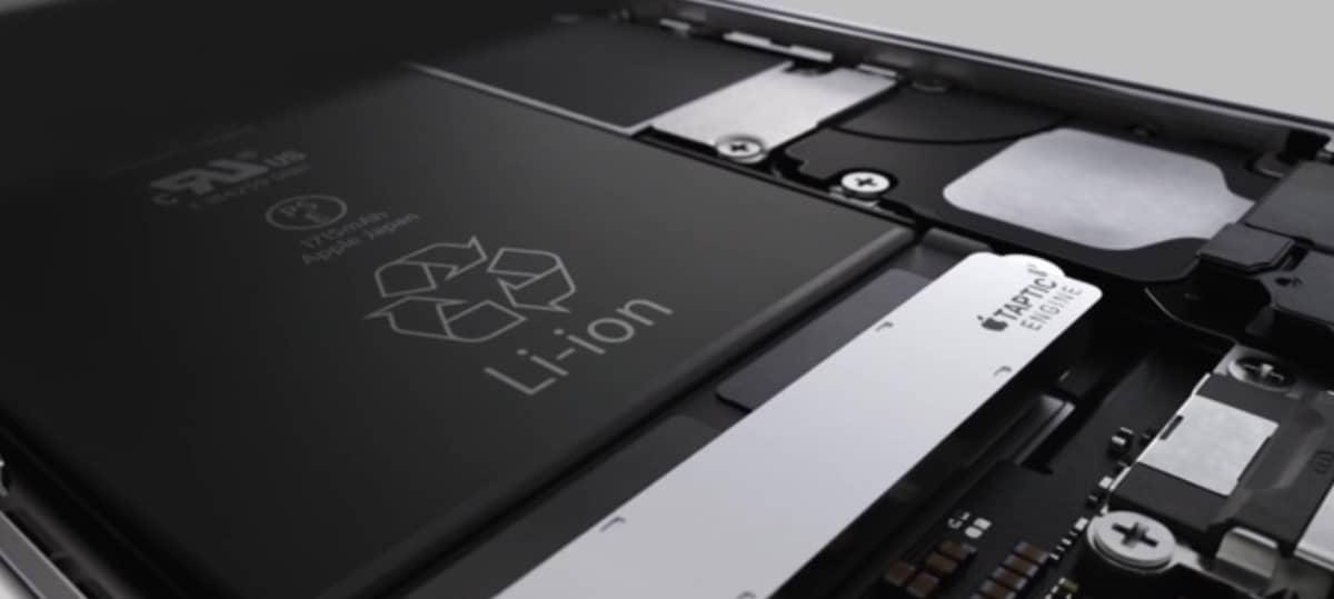 batterie iphone intelligente apple