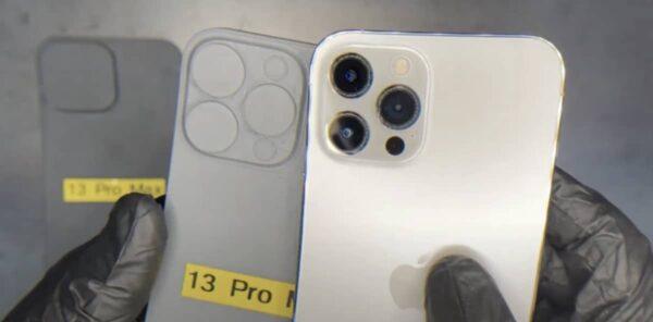 fuite iphone 13 pro max