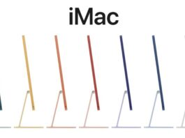 imac m1 couleurs apple store