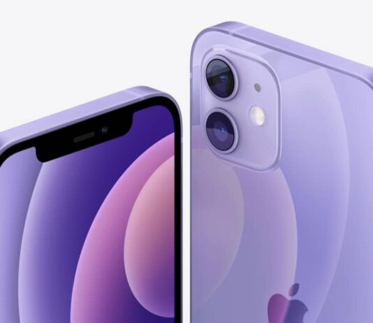 iphone 12 mauve
