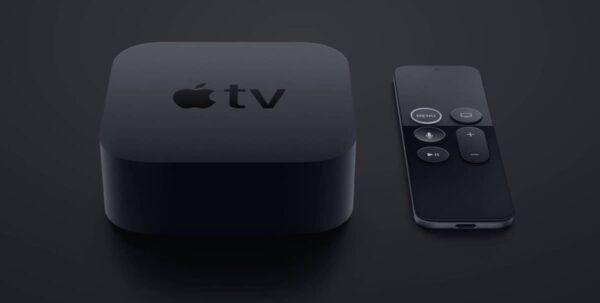 tvOS 14.5 bêta 6, télécommande Apple TV