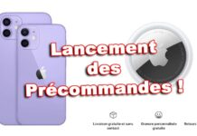 preco iphone 12 mauve airtag a21